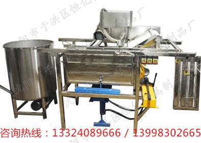 大豆腐机械