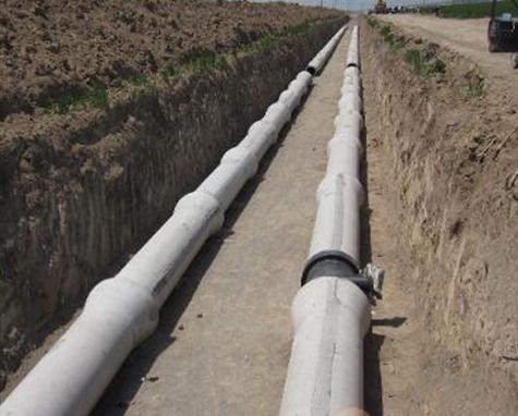 市政给水和污水处理工程