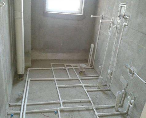 房屋管道改造