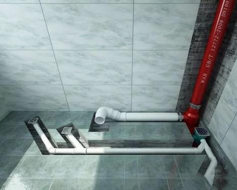 房屋排水管道