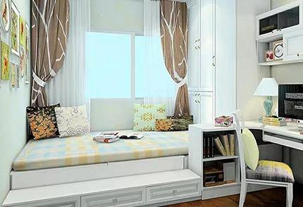 重庆卧室实木衣柜定制