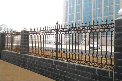 交通铸铁护栏