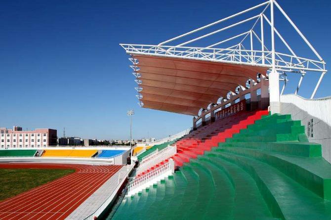 体育场膜结构看台的主席台和裁判席设计注意事项有哪些?
