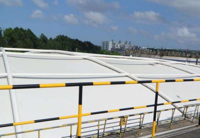 污水池加盖膜结构厂