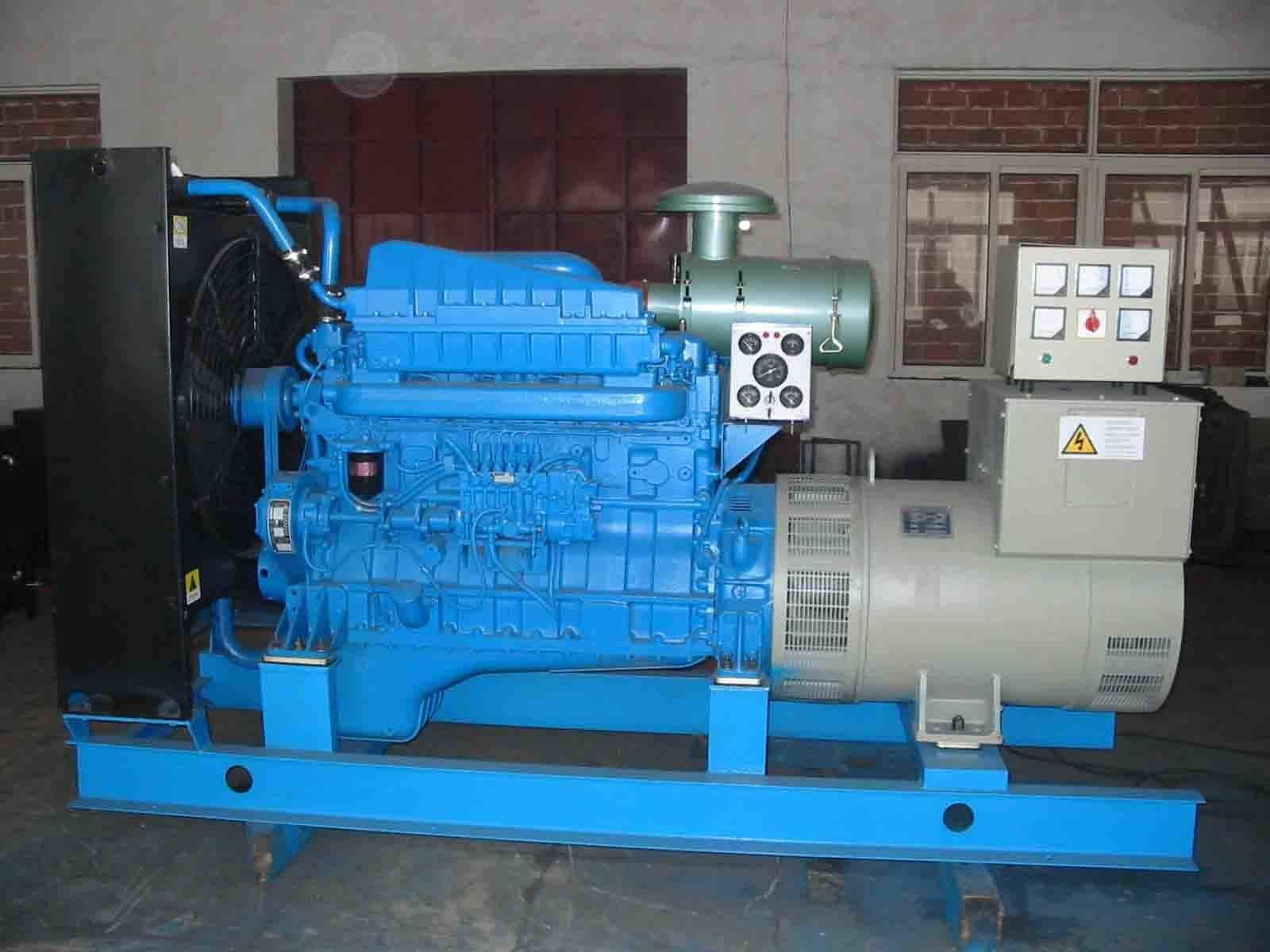 吉林柴油发电机组