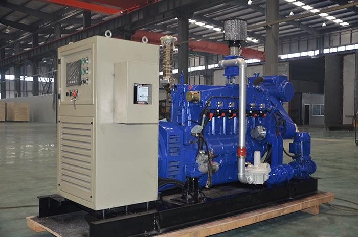 上海燃气发电机组