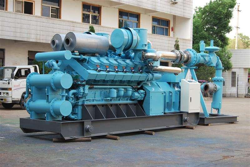 西安燃气发电机组