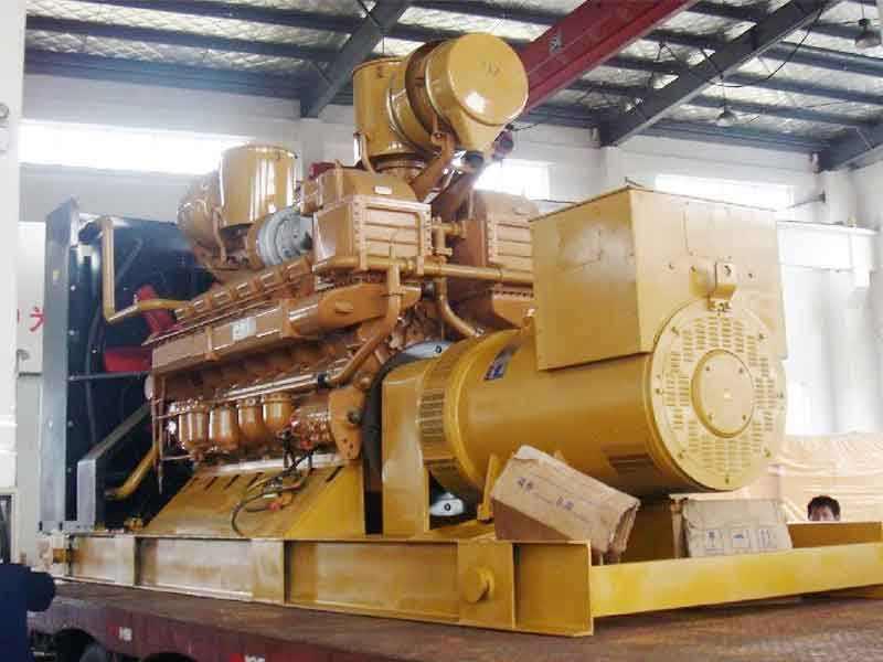 济柴发电机组齿轮油泵磨损的修复注意事项