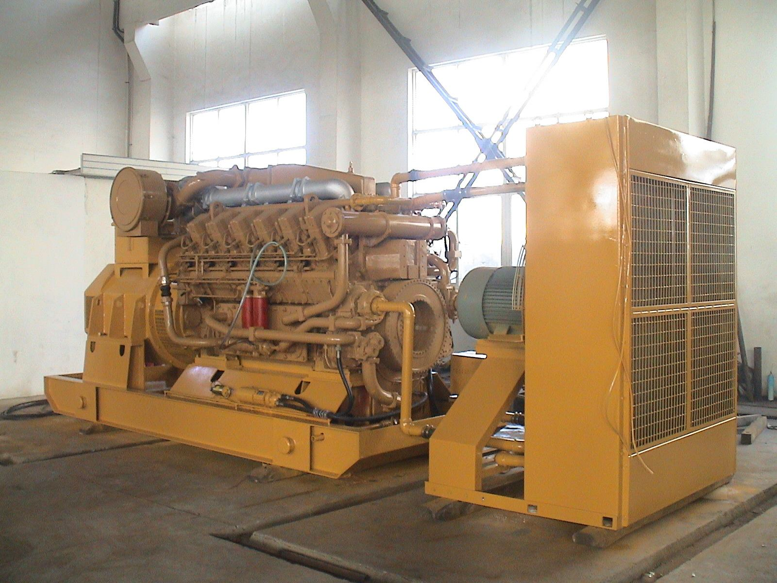 发电机组厂家谈济柴发电机组水过滤的作用