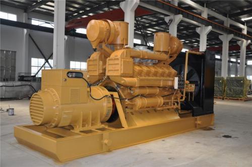济柴发电机组的尺寸大小限制了功率