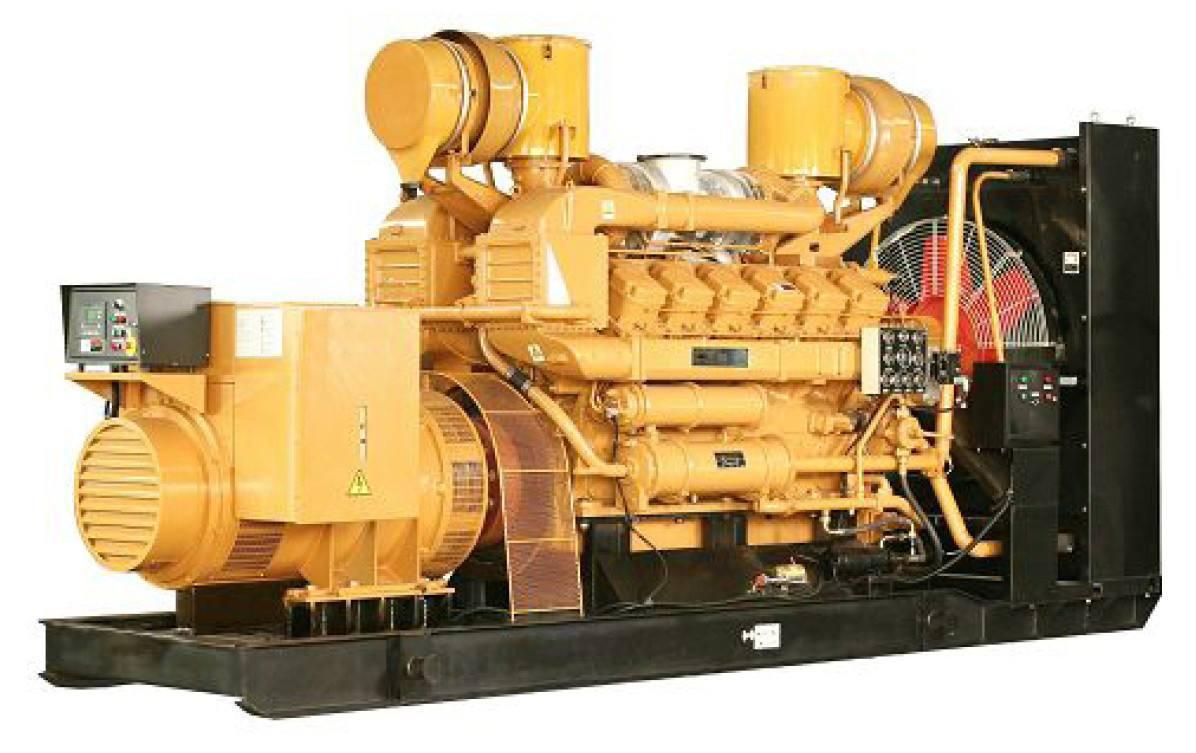 济柴发电机组如何控制呢