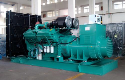 天津济柴12v190发电机组
