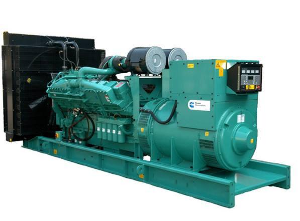 柴油发电机组振荡或失步会出现什么情况