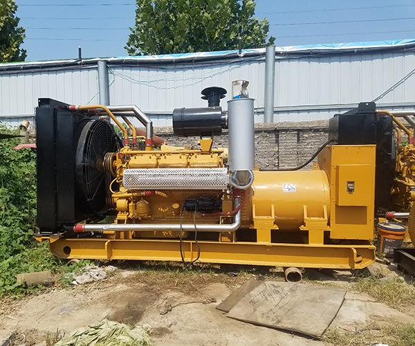 柴油发电机组在冬季启动更困难的原因