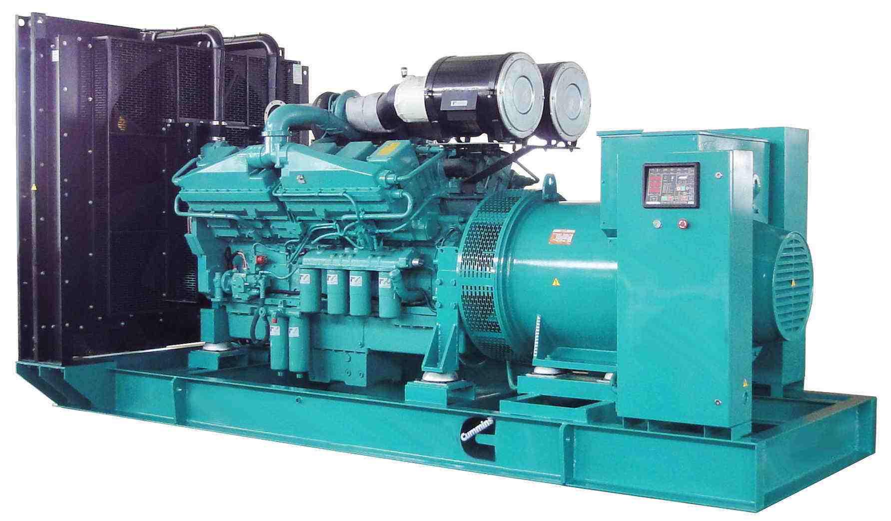 柴油发电机组的保护措施有哪些你知道吗?