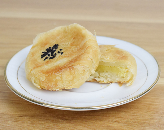 加盟板栗饼