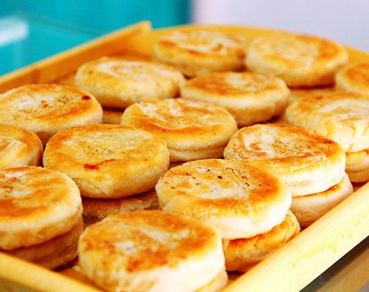 板栗酥饼技术店