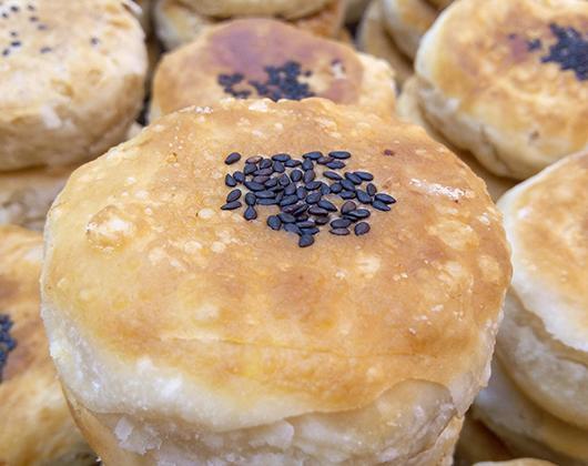 栗子饼加盟
