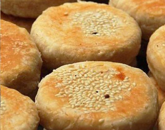 香酥栗子饼加盟