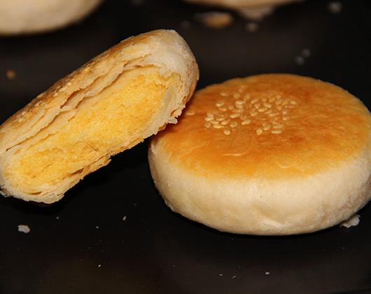 香酥板栗饼技术案例