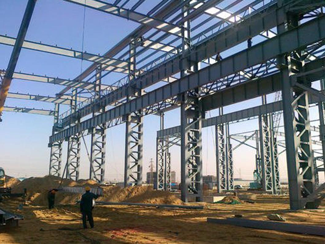 贺州钢结构搭建