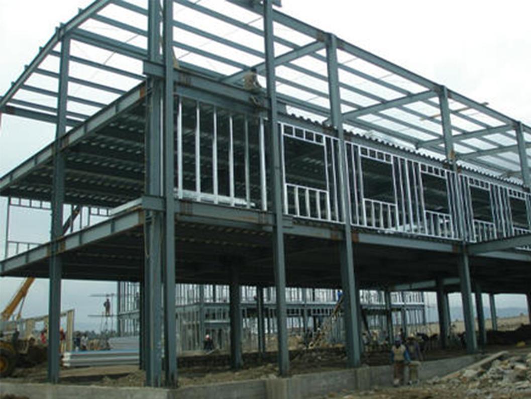 贺州钢结构厂房厂家