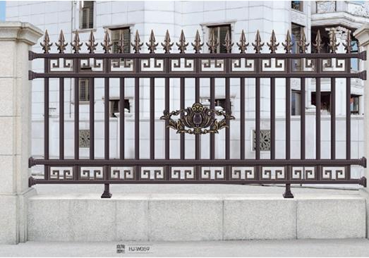 别墅铝艺大门的8大优点