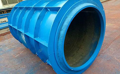 水泥制管模具