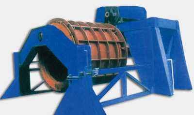 水泥制管機設備