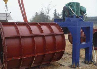 制水泥管機械