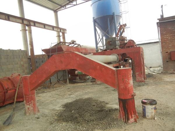 懸輥式水泥制管機械