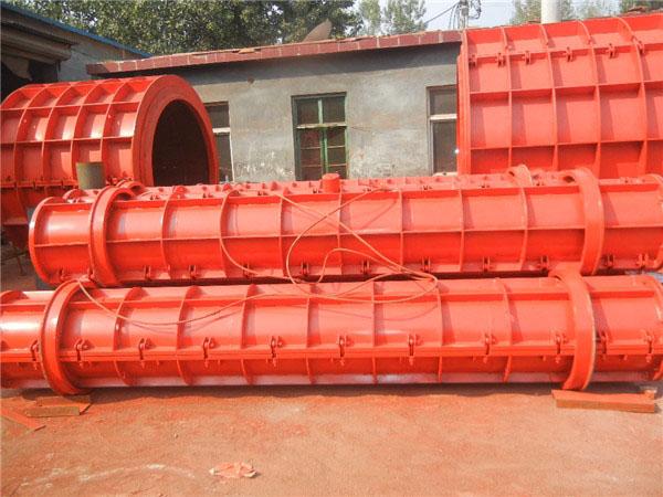 關于水泥井管設備的安裝與調試
