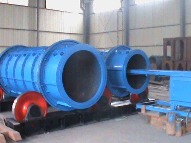 离心式水泥制管机械