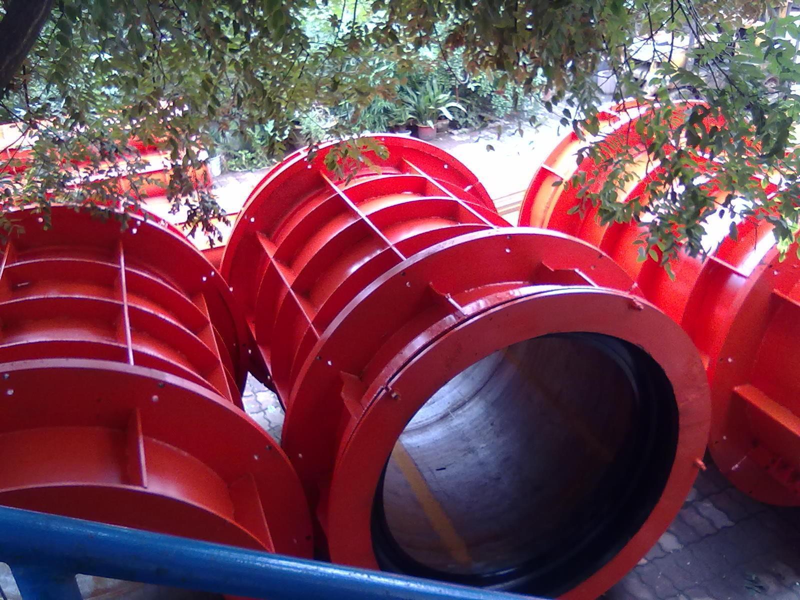 水泥制管機械的零件如何保存以及使用注意要點