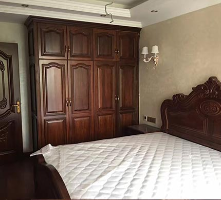 欧式风格卧室家具定制