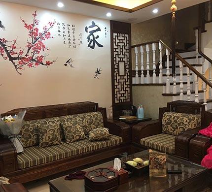 重庆现代中式整屋定制