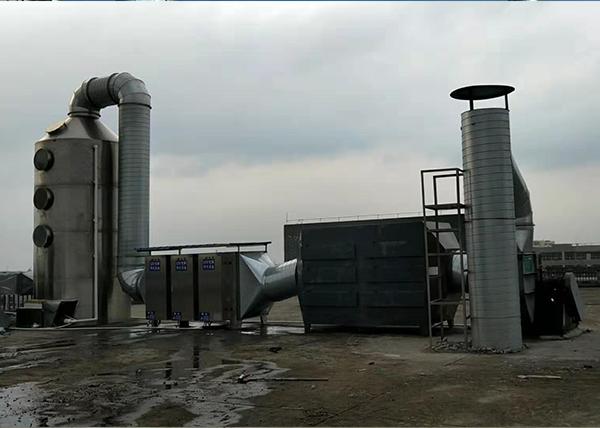 廢氣處理成套設備