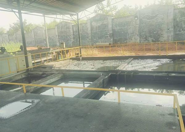 長沙污水處理系統