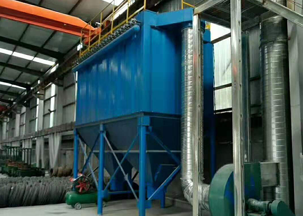 工業廢氣治理