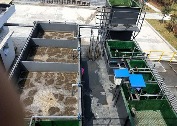 長沙污水處理設備廠家教您選購污水處理設備需要注意的問題