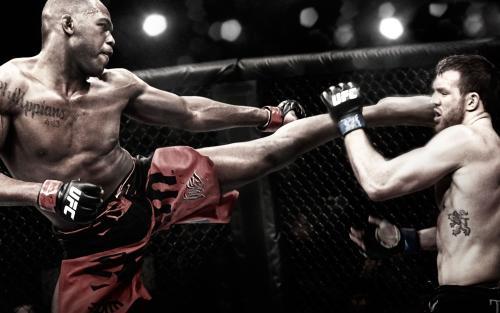 MMA格斗健身