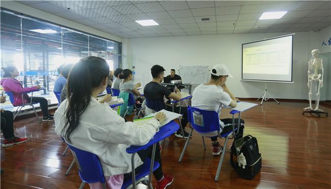 学员学习中