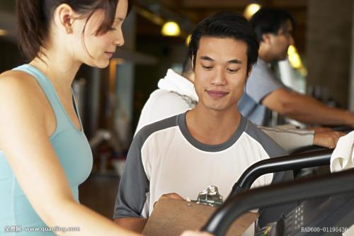 西安私人健身教练培训