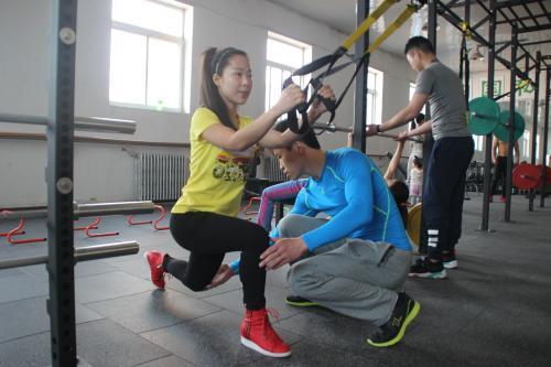 健身教练培训学校