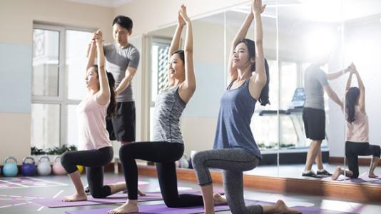 西安健身教练培训学校