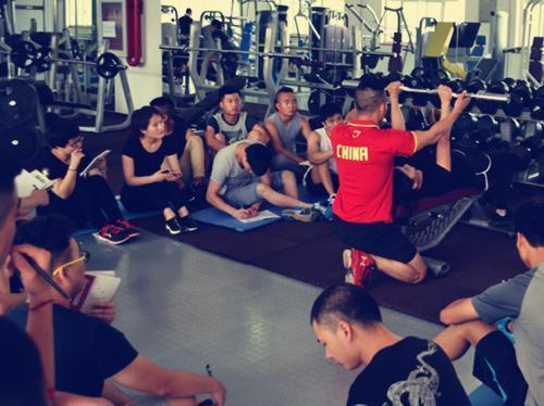 2019西安健身教练资格证怎么考试?