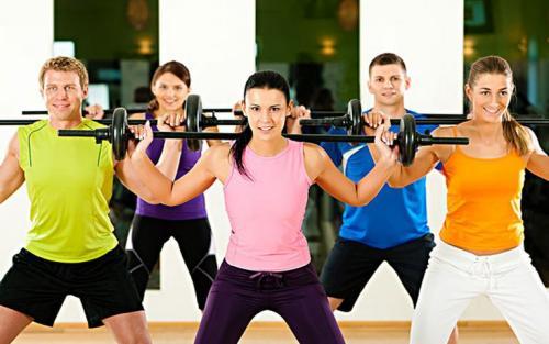 西安健身教练培训机构