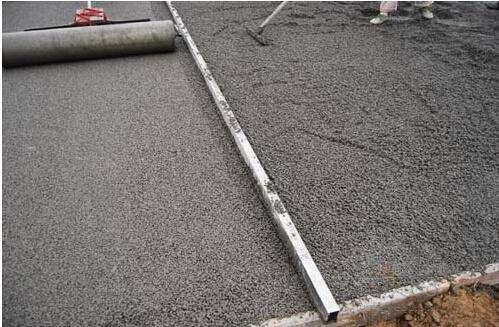 西安透水混凝土施工