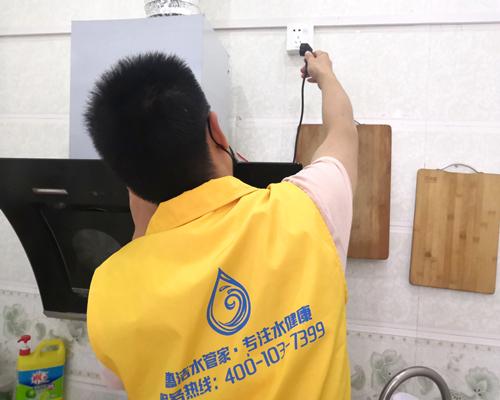 管道清洗设备加盟客户门店展示
