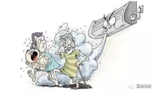 空调细菌感染